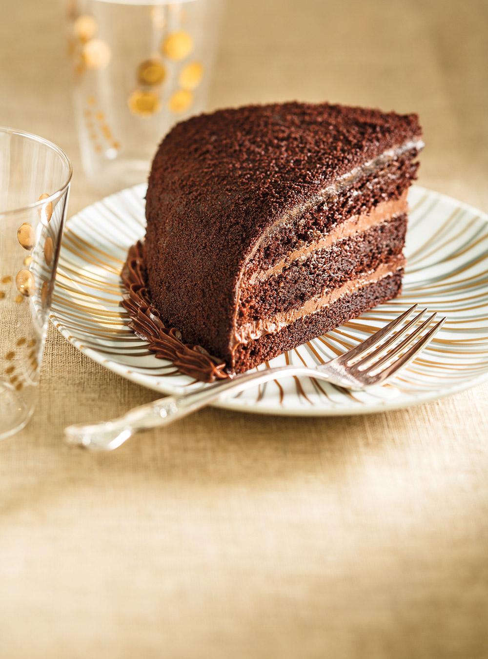 Blackout cake | ricardo