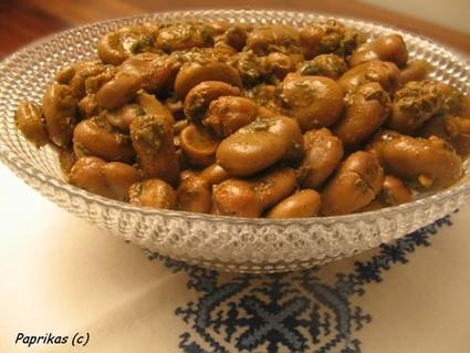 Recette de feves à la marocaine