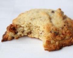 Recette cookies mars noisettes