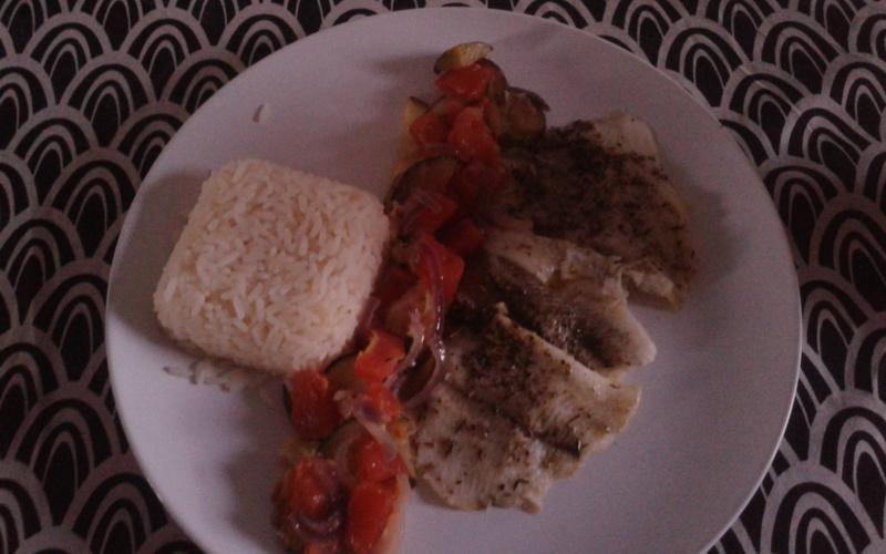 Recette poisson et petits légumes en papillote pas chère et facile ...