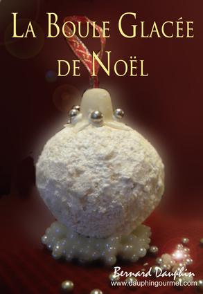 Recette de boule glacée de noël