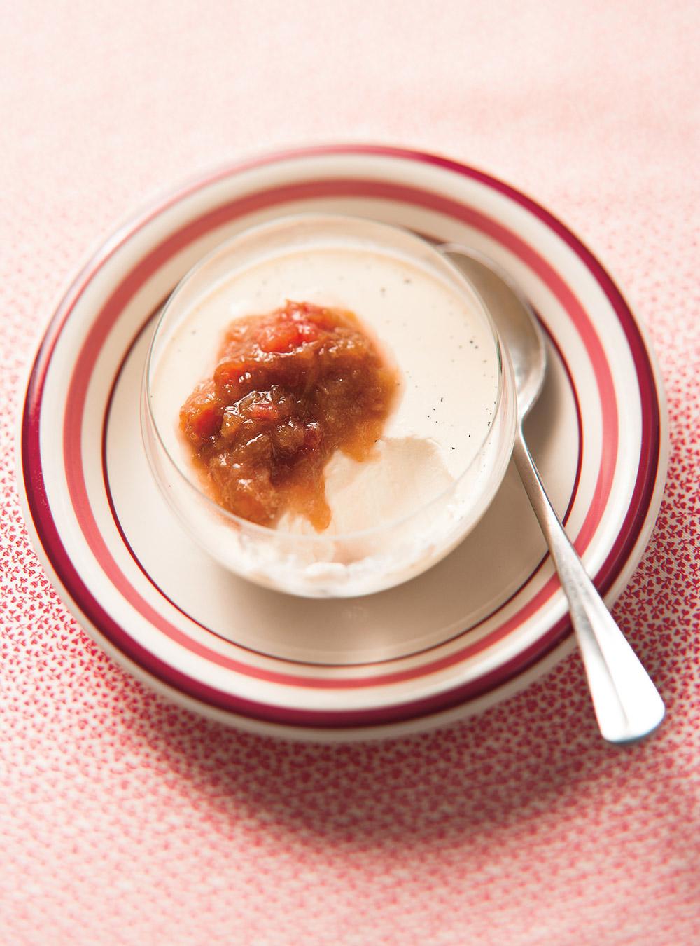 Recettes simples de crèmes dessert, mousses et meringues  page 2
