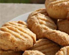 Recette petits biscuits à la noix de coco ultra simples