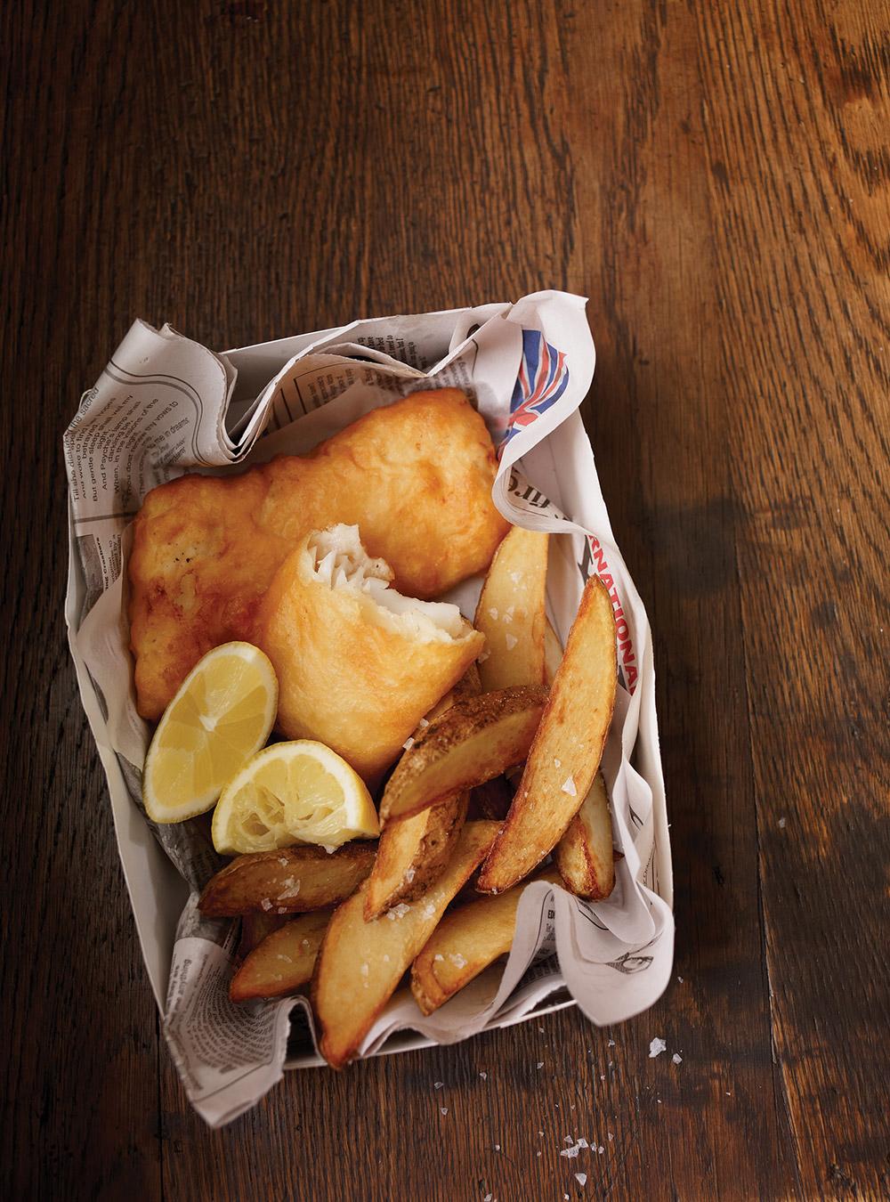 Sandwich au poisson frit | ricardo