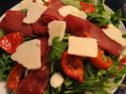 Recette de salade à l'italienne