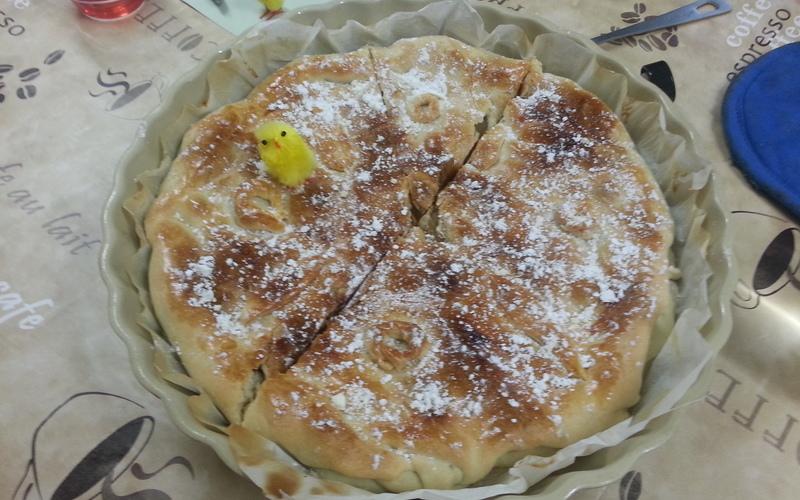 Recette apple pie à la vanille économique et simple > cuisine ...