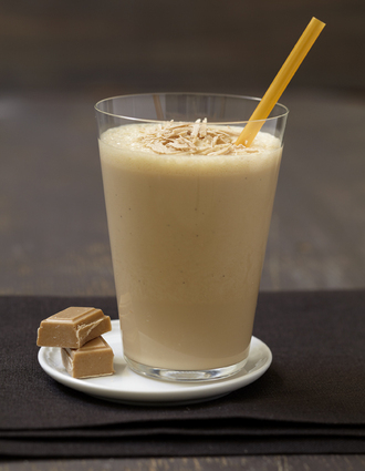 Recette de milk-shake chocolat café
