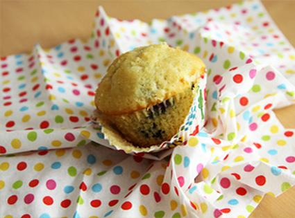 Recette de muffins aux myrtilles extra moelleux