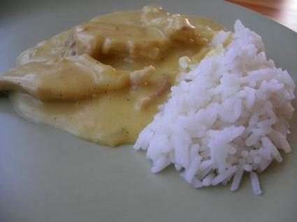 Recette de poulet au curry classique