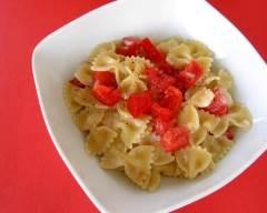 Farfalle aux tomates et au brie | cuisine az