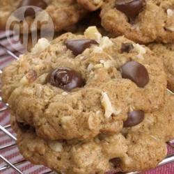 Recette cookies au chocolat et à l'avoine – toutes les recettes ...