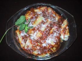 Cannelloni à la brousse et aux épinards pour 2 personnes ...