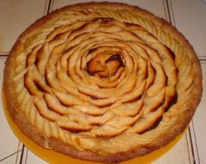 Recette de tarte aux pommes 100% maison