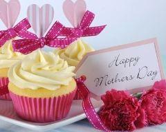 Recette cupcakes mascarpone-vanille spécial fête des mères ...