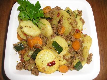 Recette de curry de boeuf aux carottes