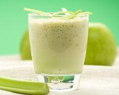 Recette smoothie pomme poire