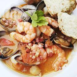 Recette soupe de poissons à l'italienne – toutes les recettes ...