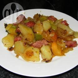 Recette saucisses et pommes de terre à la polonaise – toutes les ...