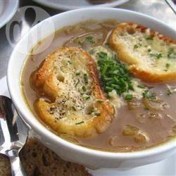 Recette soupe à l'oignon à la mijoteuse – toutes les recettes ...