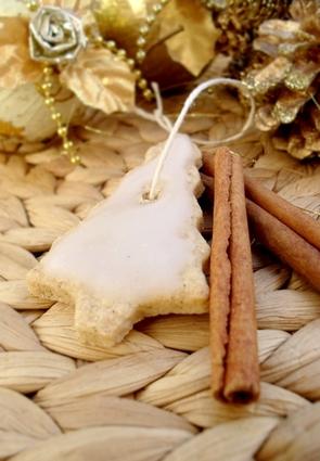 Recette de petits sablés de noël à la cannelle
