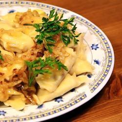 Recette pierogi (raviolis traditionnels polonais) – toutes les recettes ...