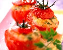 Recette tomates farcies au chèvre légères