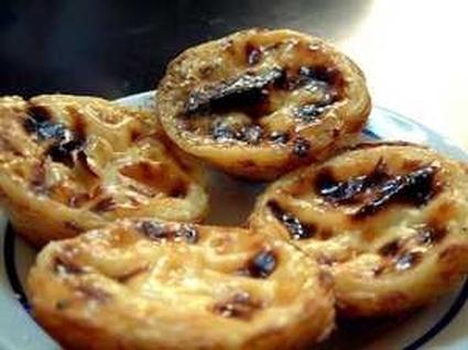 Recette de pastéis de nata (petits flans portugais)