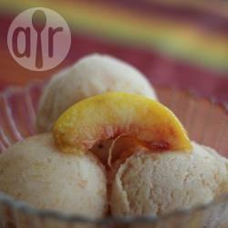 Recette sorbet pêche vanille – toutes les recettes allrecipes