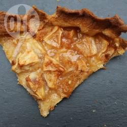 Recette tarte aux pommes à la compote de pommes – toutes les ...