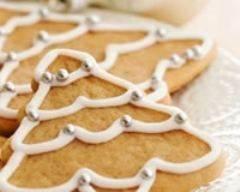 Recette biscuits de noël cannelle et gingembre