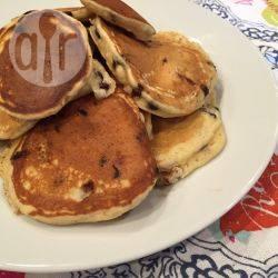 Recette pancakes sans gluten aux pépites de chocolat – toutes les ...