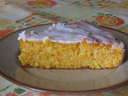 Recette de gâteau suisse aux carottes