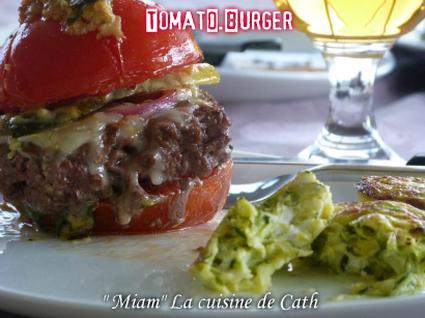 Recette de tomates farcies façon burger