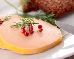 Recette foie gras de canard maison