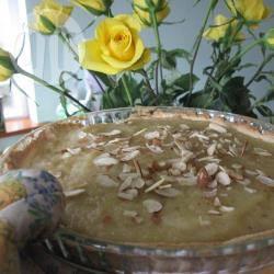Recette tarte à la compote et poudre d'amande – toutes les ...