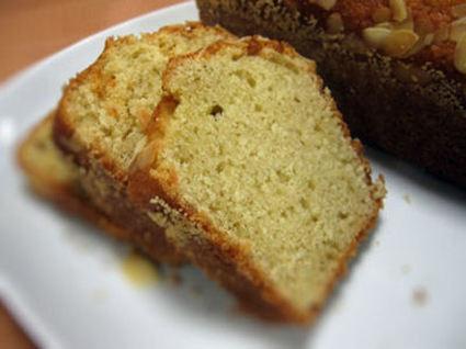 Recette de cake aux amandes et au yaourt