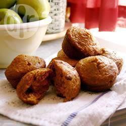 Recette muffins carotte et raisins secs – toutes les recettes allrecipes