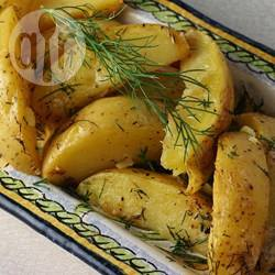 Recette pommes de terre au citron cuisinées à la grecque – toutes ...