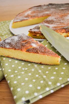 Recette de gâteau sucré aux courgettes