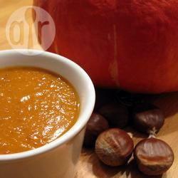 Recette soupe potimarron châtaignes – toutes les recettes allrecipes