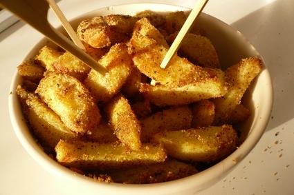 Recette de les potatoes