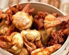Recette ravioli chinois