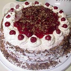 Recette gâteau forêt