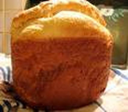 Recette de brioche en machine à pain