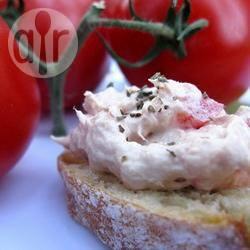 Recette dip apéro express au thon et à la tomate – toutes les ...