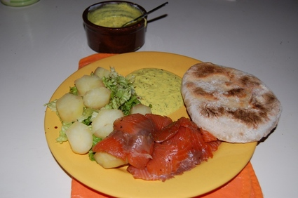 Recette de saumon mariné à la suédoise