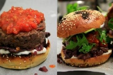 Recette de burger paris-pékin rapide
