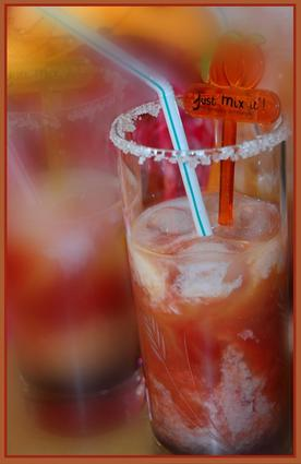 Recette de petit lutin (fraise-orange-violette)