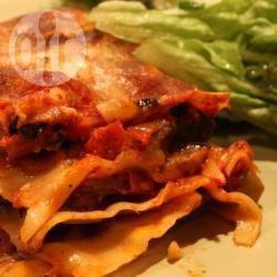 Recette lasagnes végétariennes maison – toutes les recettes ...