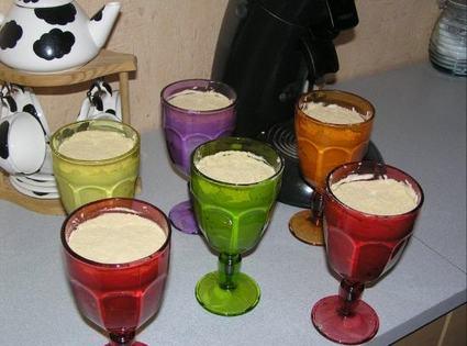 Recette de serradura (crème portugaise)